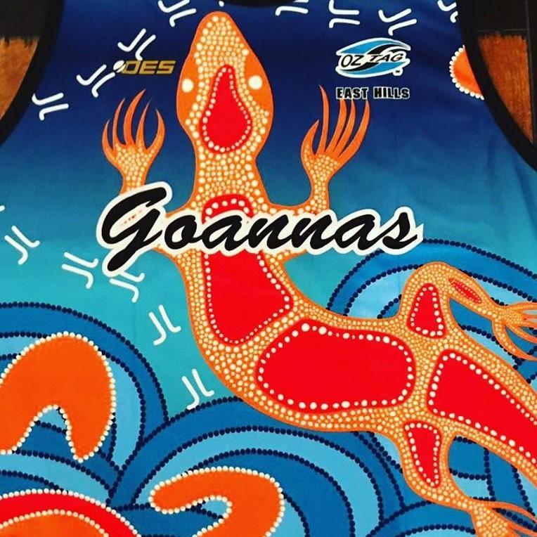 Goannas Juniors